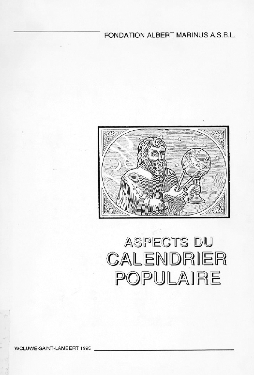 Cover aspects du calendrier populaire